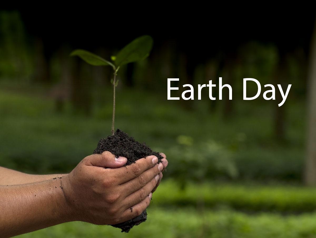 Earth Day Saturday!