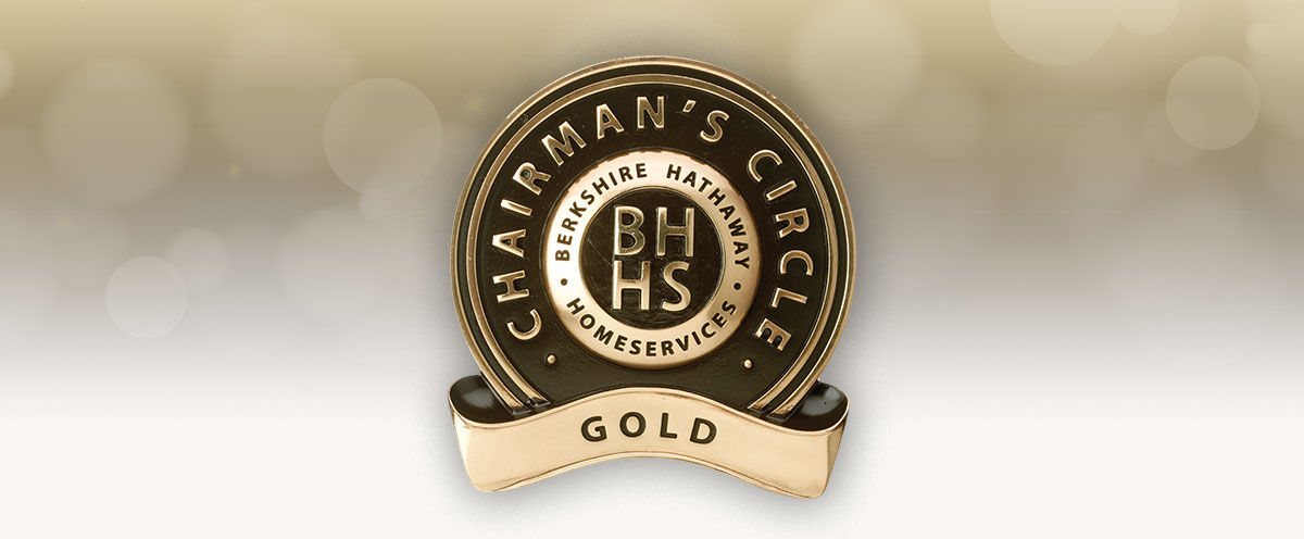 2016 Chairman's Circle Gold Award!