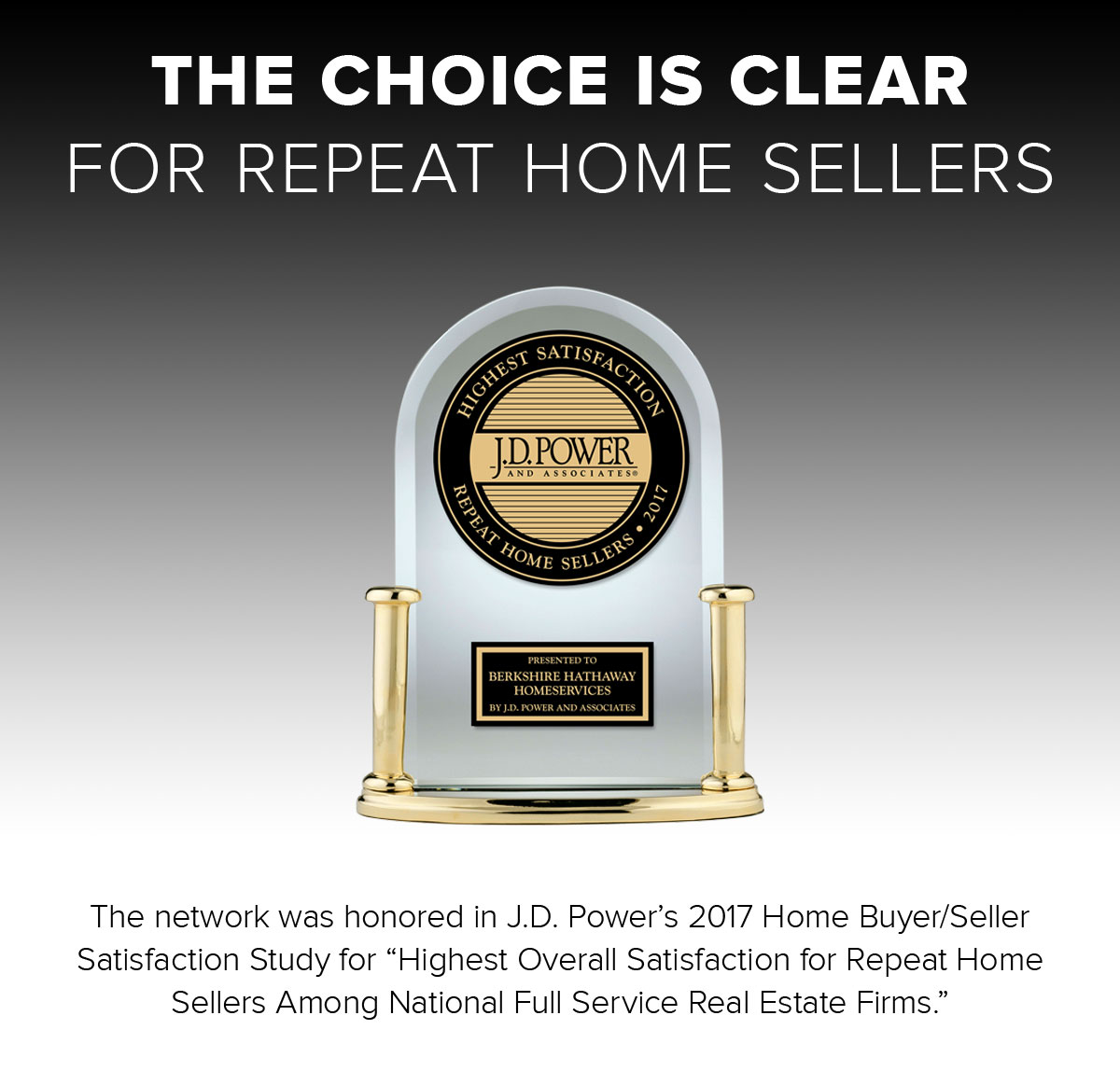 The Choice is Clear for Repeat Home Sellers